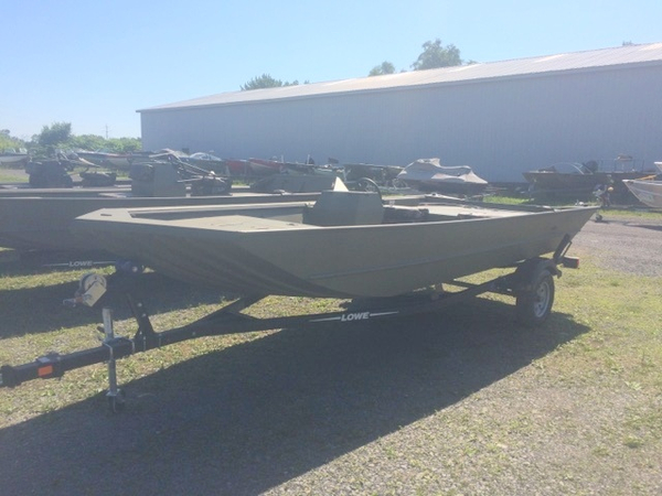 New Lowe Roughneck 1860SC Jon Boat For Sale