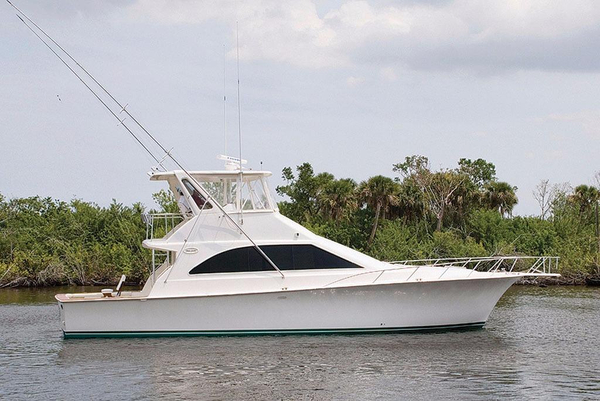 Used Ocean Yachts 42 Super Sport Sports Fishing Boat For Sale