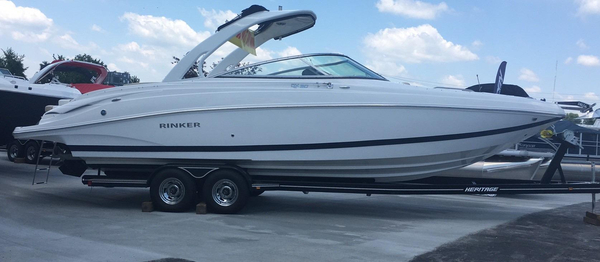 New Rinker QX30 Bowrider Boat For Sale