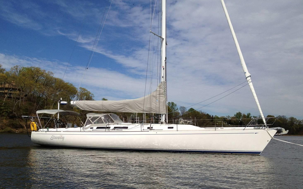 Used Santa Cruz 52 Sloop Sailboat For Sale