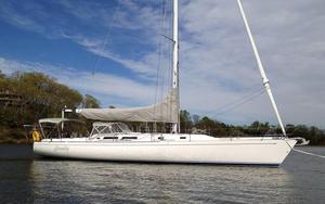 Used Santa Cruz 52 Sloop Sailboat For Sale