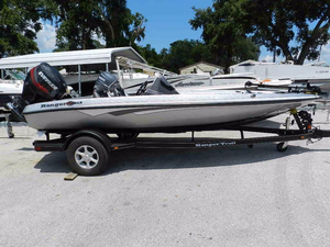 New Ranger Z175 Bass Boat For Sale