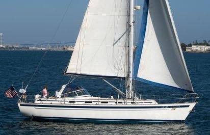 Used Malo 43 Classic Sloop Sailboat For Sale