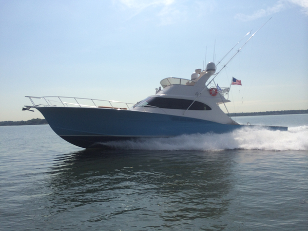 Used Custom Carolina Custom Sportfish Sports Fishing Boat For Sale