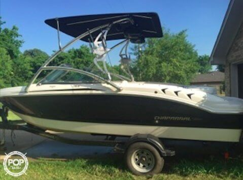 Used Chaparral H2O Bowrider Boat For Sale