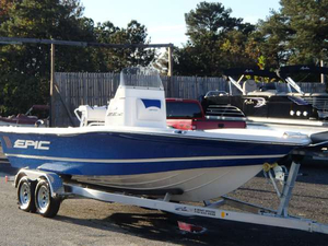 New Epic 22 SC Center Console Fishing Boat For Sale