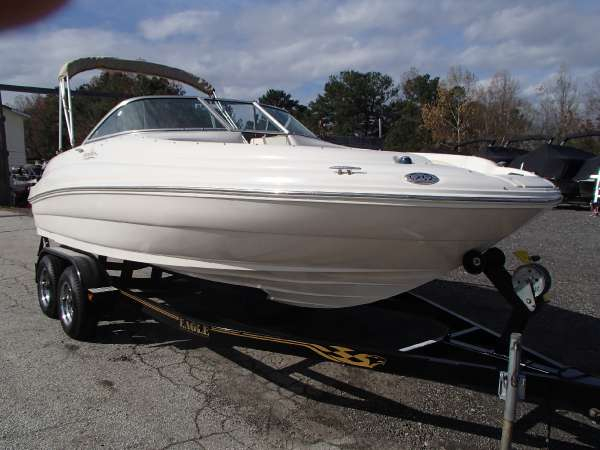 Used Sea Ray 190 Sundeck Deck Boat For Sale