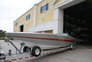Used Cigarette Marauder 50 High Performance Boat For Sale