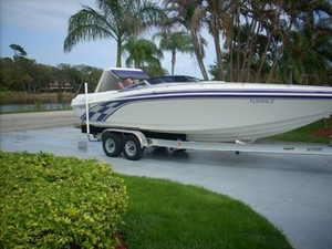 Used Checkmate 286 ZT High Performance Boat For Sale