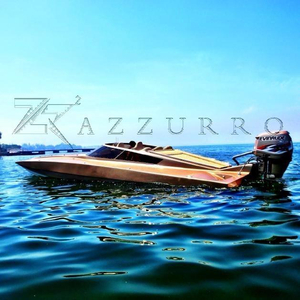 New Azzurro ZR Power Catamaran Boat For Sale