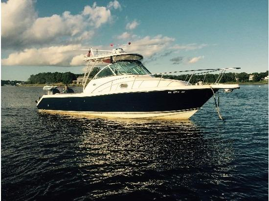 Used Pursuit 285 Offshore Saltwater Fishing Boat For Sale