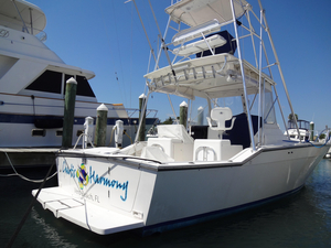 Used Rio Mar 36 Sports Fishing Boat For Sale