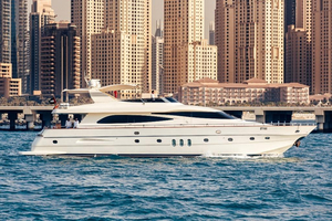 Used Canados Fly Motor Yacht For Sale