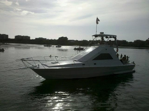 Used Stevens 46 Convertible Sportfish Convertible Fishing Boat For Sale