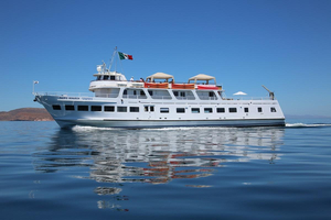 Used Pacific 130 Monarch Cruise Ship Boat For Sale
