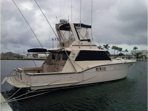Used Hatteras Cruiser Boat For Sale