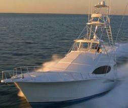 Used Hatteras 54 Convertible Motor Yacht For Sale