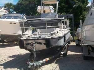 Used Ecoceane Cataglop 66 Commercial Boat For Sale