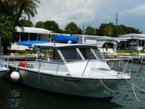Used Island Hopper 30 Dive Boat For Sale