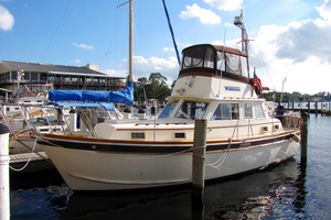 Used Gulfstar 36 Trawler MK I Trawler Boat For Sale