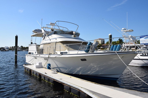 Used Tollycraft 44 Cockpit Motor Yacht Aft Cabin Boat For Sale