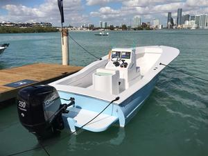 New Stoner 23 Open Center Console Fishing Boat For Sale
