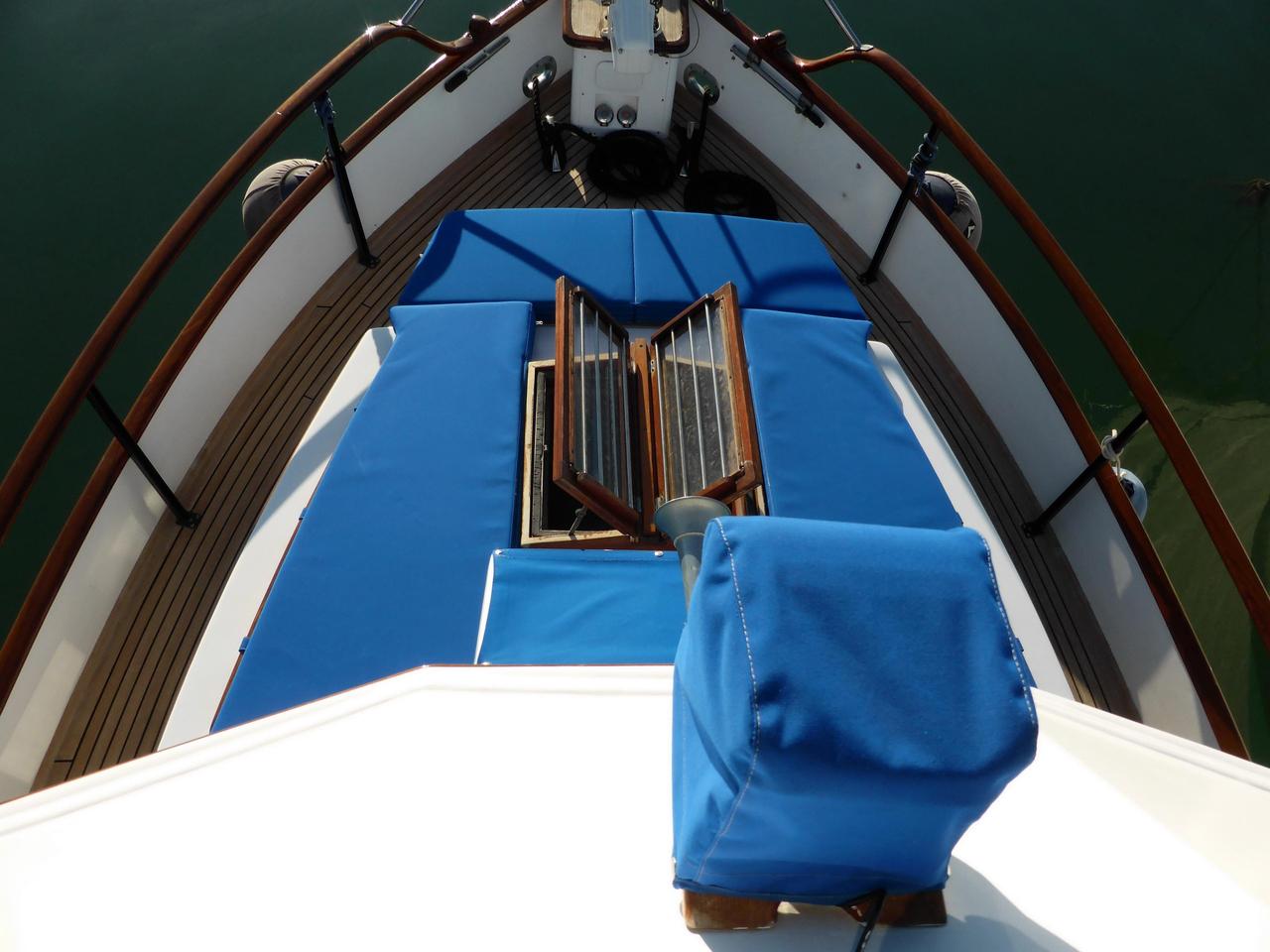 1971 used grand banks 32 sedan trawler boat for sale