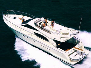 Used Ferretti Yachts 53 Motor Yacht For Sale