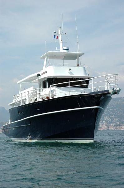 2005 used atb maroc m y dream angel motor yacht for sale for Angel boats and motors