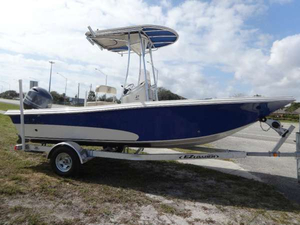 New Sea Skiff 21 Center Console Fishing Boat For Sale