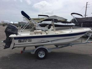 New Carolina Skiff JVX 16 CC Skiff Boat For Sale