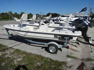 New Carolina Skiff JV 15 CC Center Console Fishing Boat For Sale