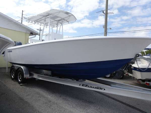 New Contender 25 Tournament Freshwater Fishing Boat For Sale