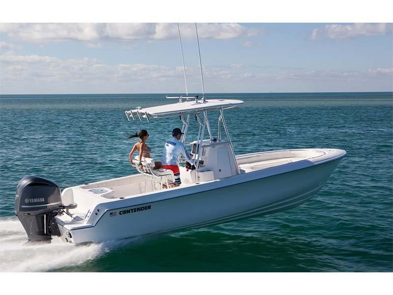 2017 new contender 24 sport freshwater fishing boat for for Freshwater fishing boats