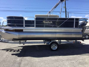 New Sweetwater SW 1880 FC Pontoon Boat For Sale