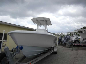 New Contender 24 Sport Saltwater Fishing Boat For Sale