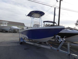 New Sea Skiff 21 Saltwater Fishing Boat For Sale