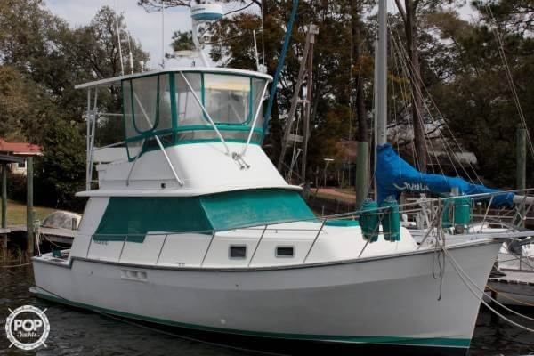 Used Mainship 34 Mark III Trawler Boat For Sale