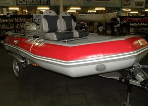 Used Achilles LSI-112 InflatableLSI-112 Inflatable Boat For Sale