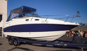 Used Chaparral Signature 240 Cuddy Cabin Boat For Sale