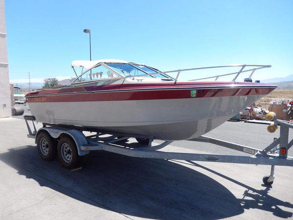 Used Century 2000 Bowrider Boat For Sale