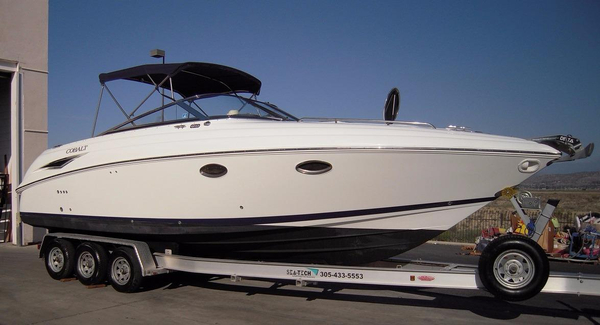 Used Cobalt 293 Cuddy Cabin Boat For Sale