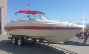 Used Monterey 236 Montura Cuddy Cabin Boat For Sale