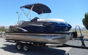 New Escape RT 2000 Fish/Cruise Twin Pontoon Boat For Sale