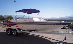 Used Warlock 21 LXI High Performance Boat For Sale