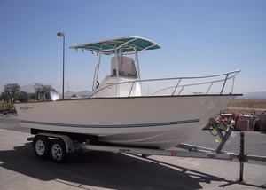 Used Key Largo 206 Center Console Center Console Fishing Boat For Sale