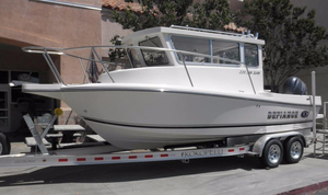 New Defiance 220 San Juan Saltwater Fishing Boat For Sale