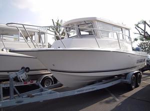New Defiance 250 San Juan Pilothouse Boat For Sale