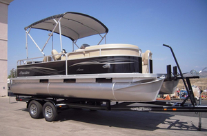New Manitou Aurora Angler 20 Pontoon Boat For Sale