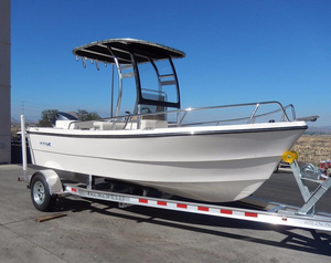 New Arima 17 Sea Angler Center Console Fishing Boat For Sale
